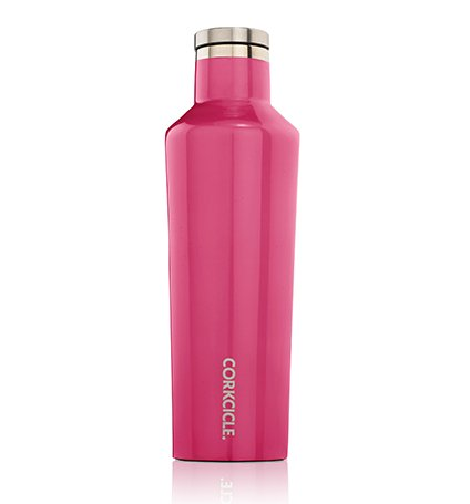 Corkcicle 16oz Canteen in Pink