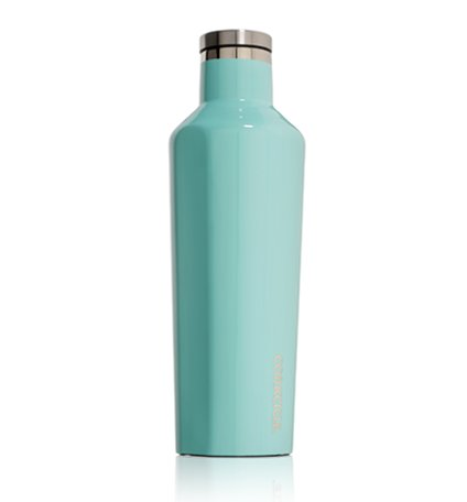 Corkcicle 16oz Canteen in Turquoise