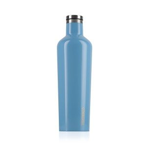 Corkcicle 16oz Canteen in Blue Skies
