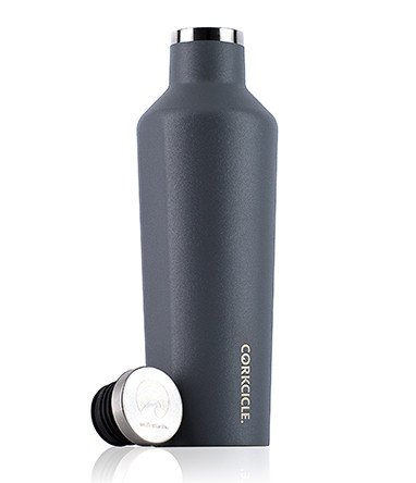 Corkcicle 16oz Canteen Wtermn in Grey