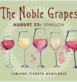 CarefulPeach Sémillon Wine Tasting Ticket
