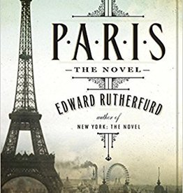 Paris The Novel by Edward Rutherfurd