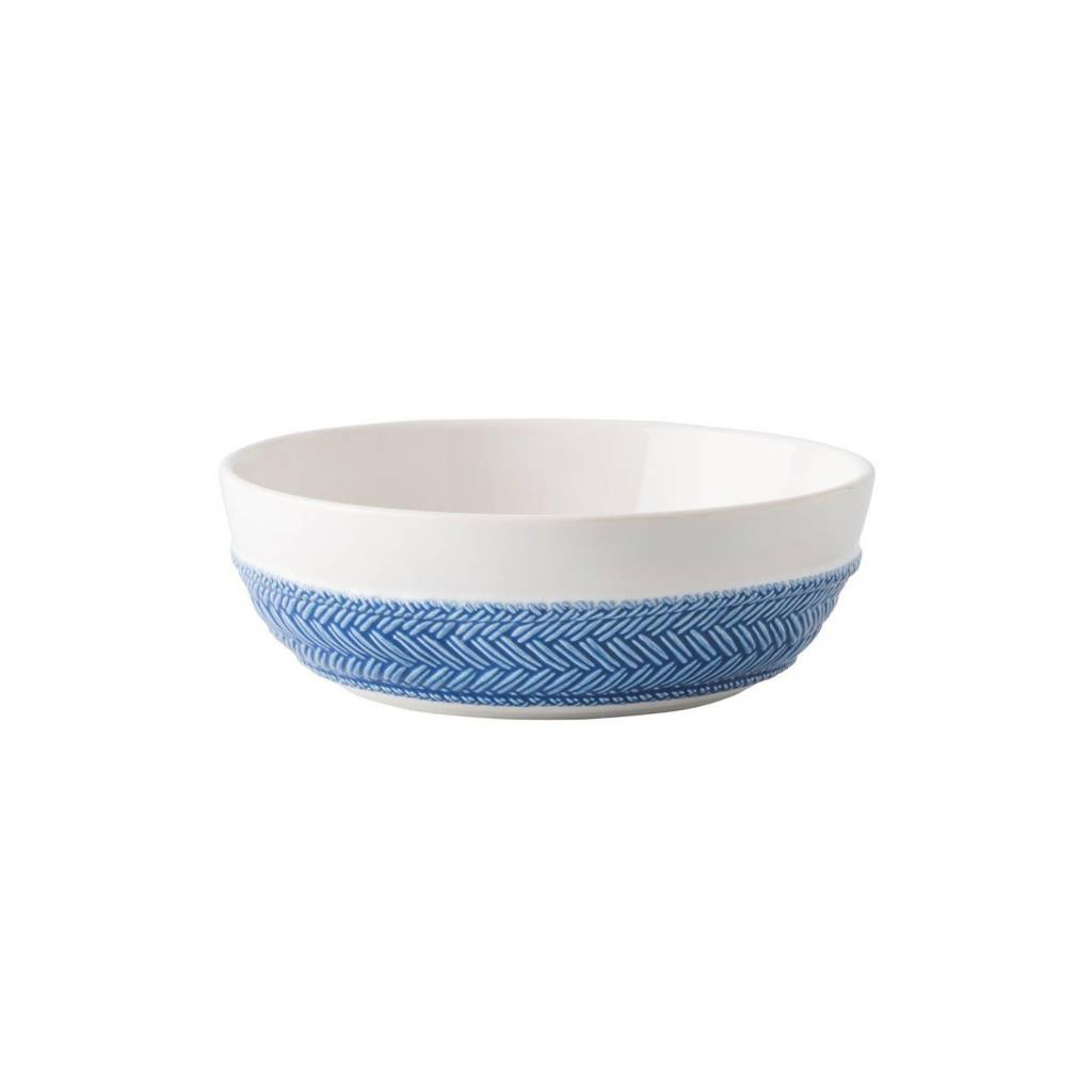 Blue Le Panier Coupe Bowl- Hadley & Bradley's Wedding Registry