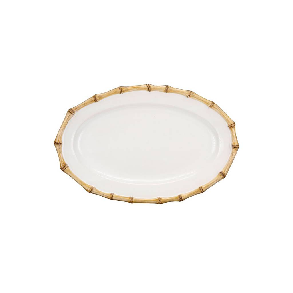 "Wedding Registry Bamboo Platter 16""- Hadley & Bradley's Wedding Registry"