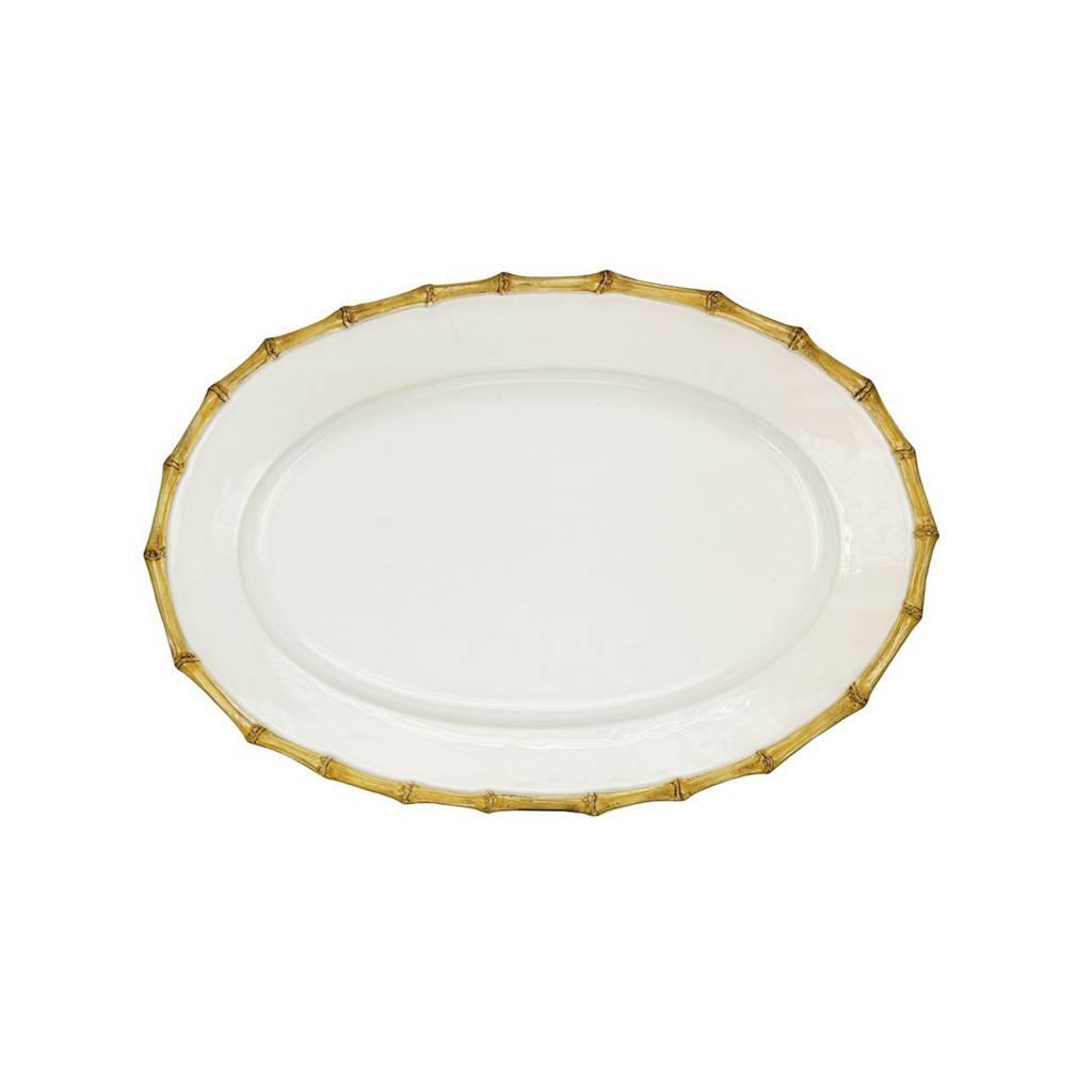 "Wedding Registry Bamboo Platter 20""- Hadley & Bradley's Wedding Registry"
