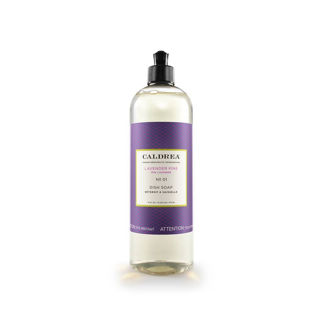 Caldrea Lavender Pine Dish Soap