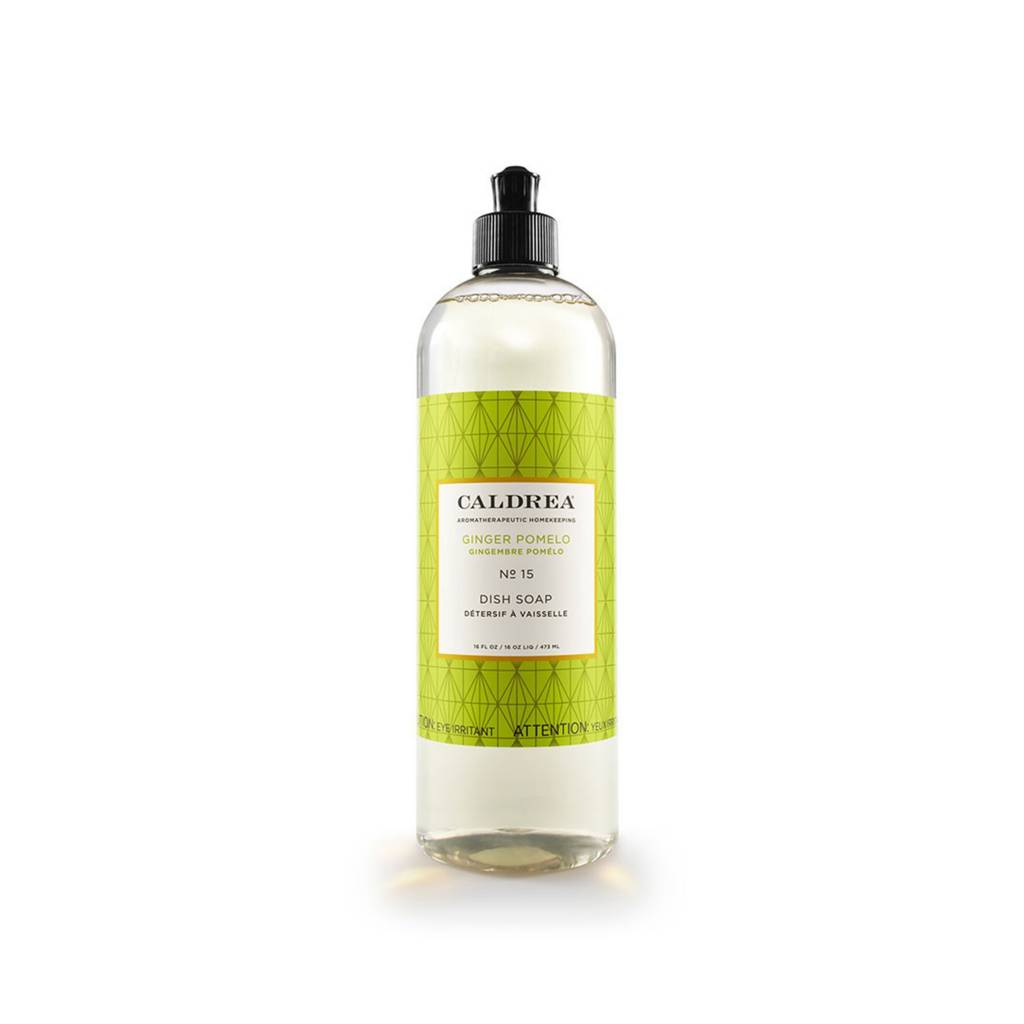 Caldrea Ginger Pomelo Dish Soap