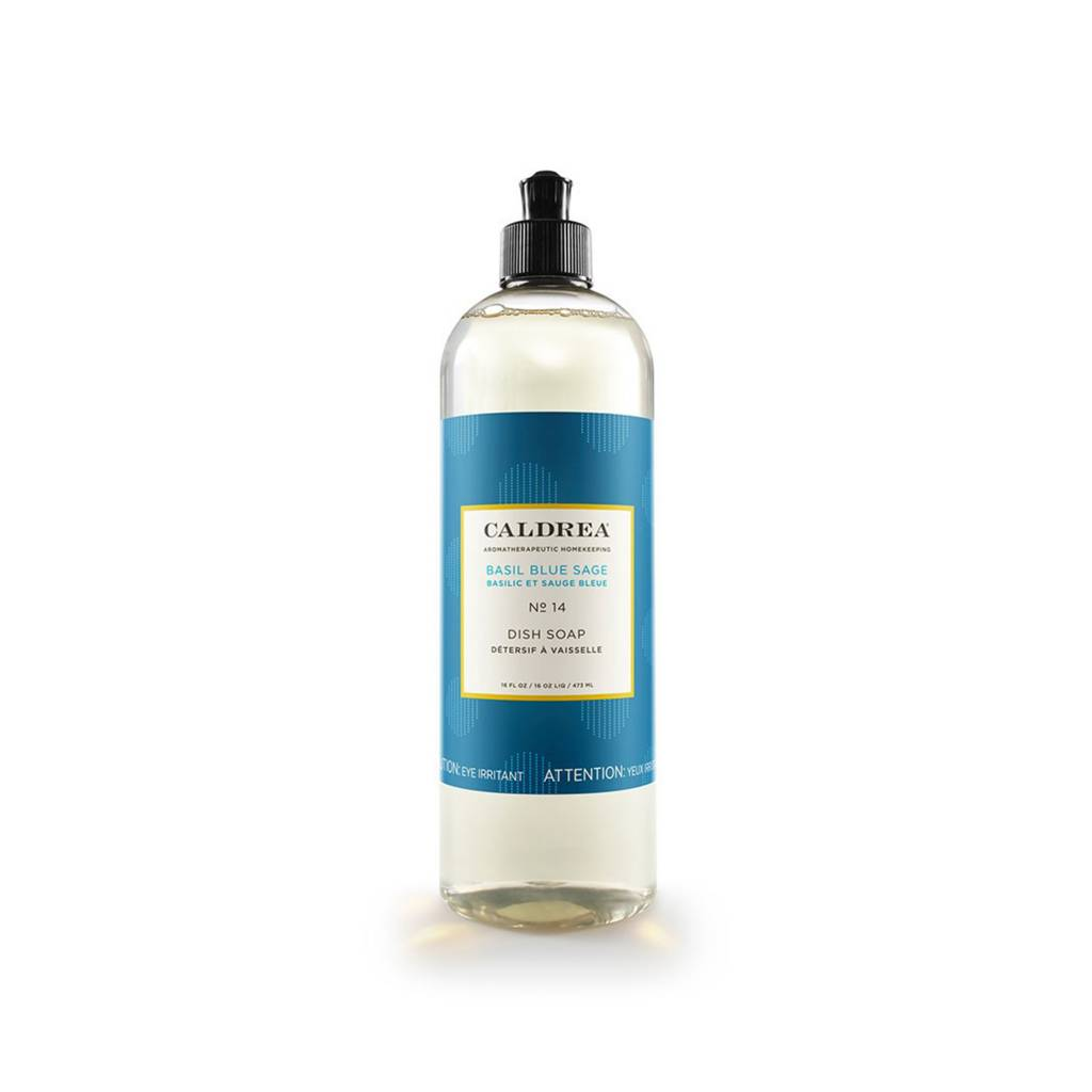 Caldrea Basil Blue Sage Dish Soap