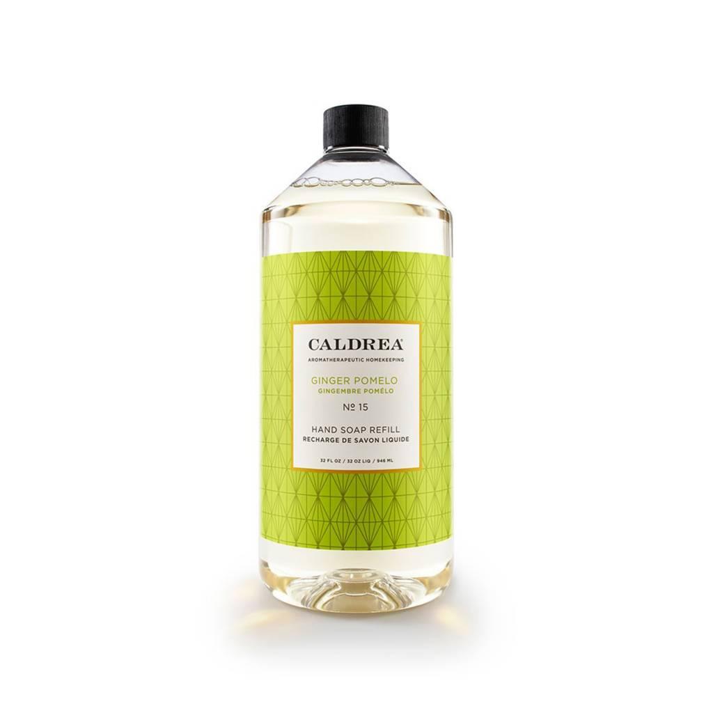 Caldrea Ginger Pomelo Hand Soap Refill