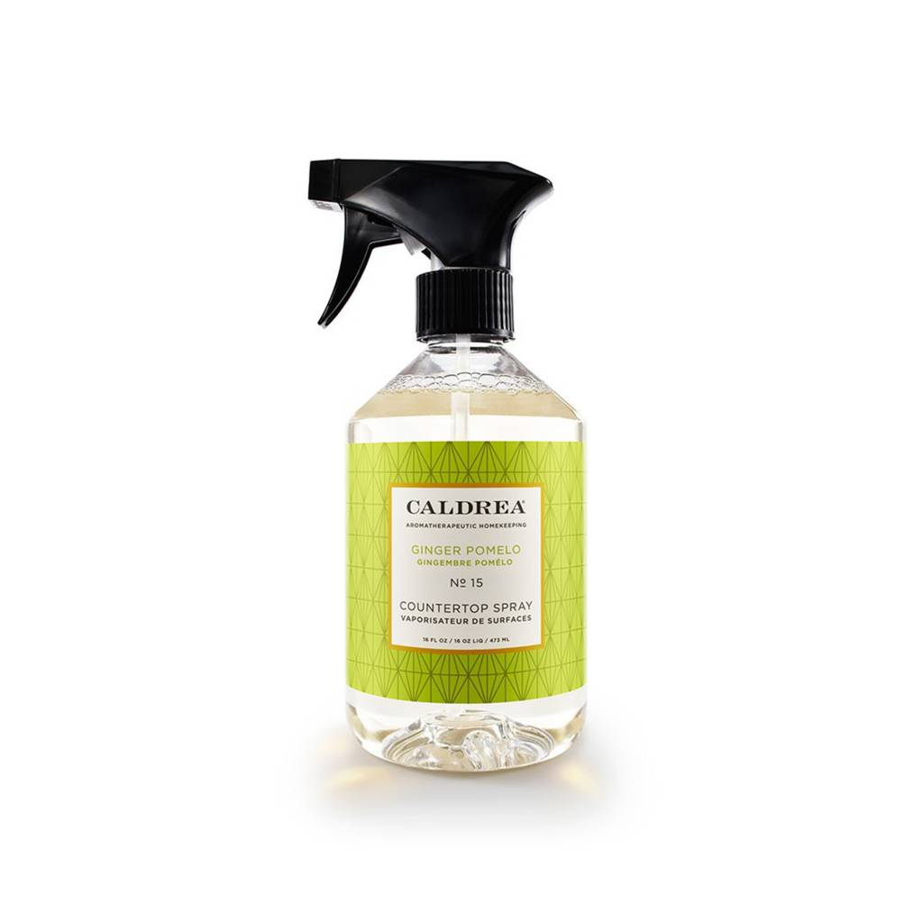 Caldrea Ginger Pomelo Countertop Spray