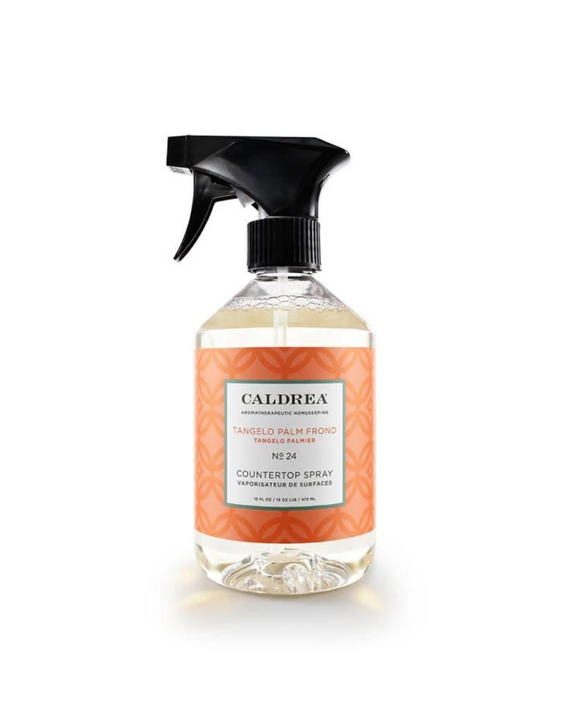 Tangelo Palm Frond Countertop Spray