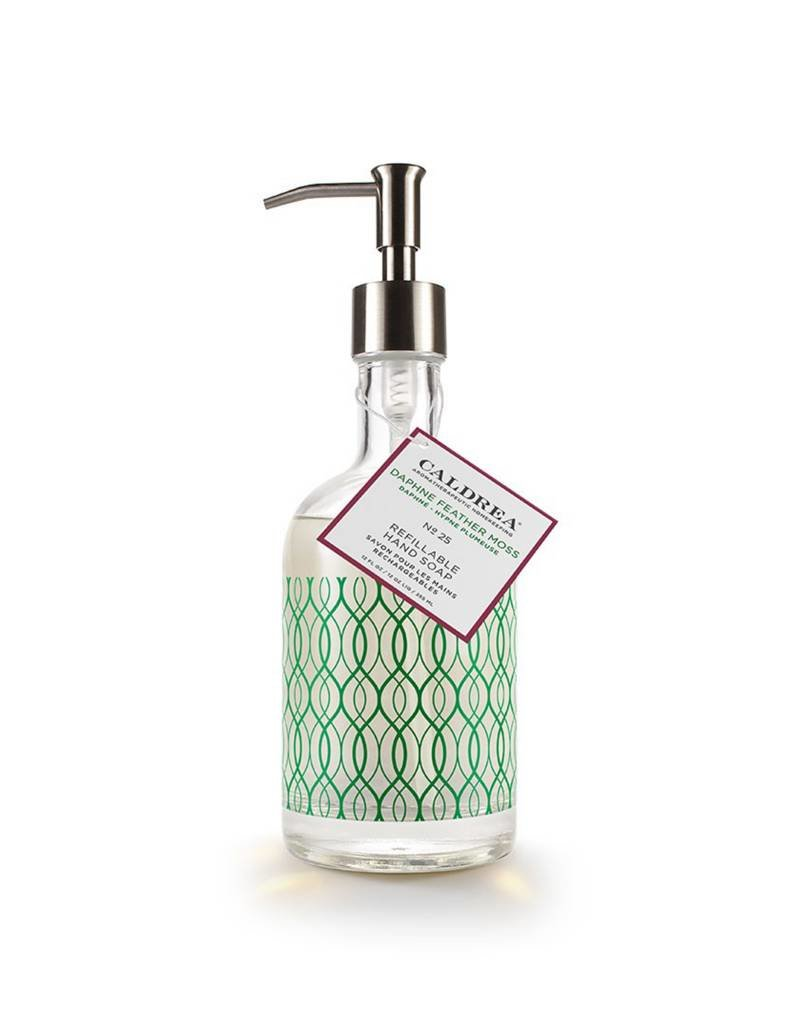 Daphne Feather Moss Refillable Hand Soap