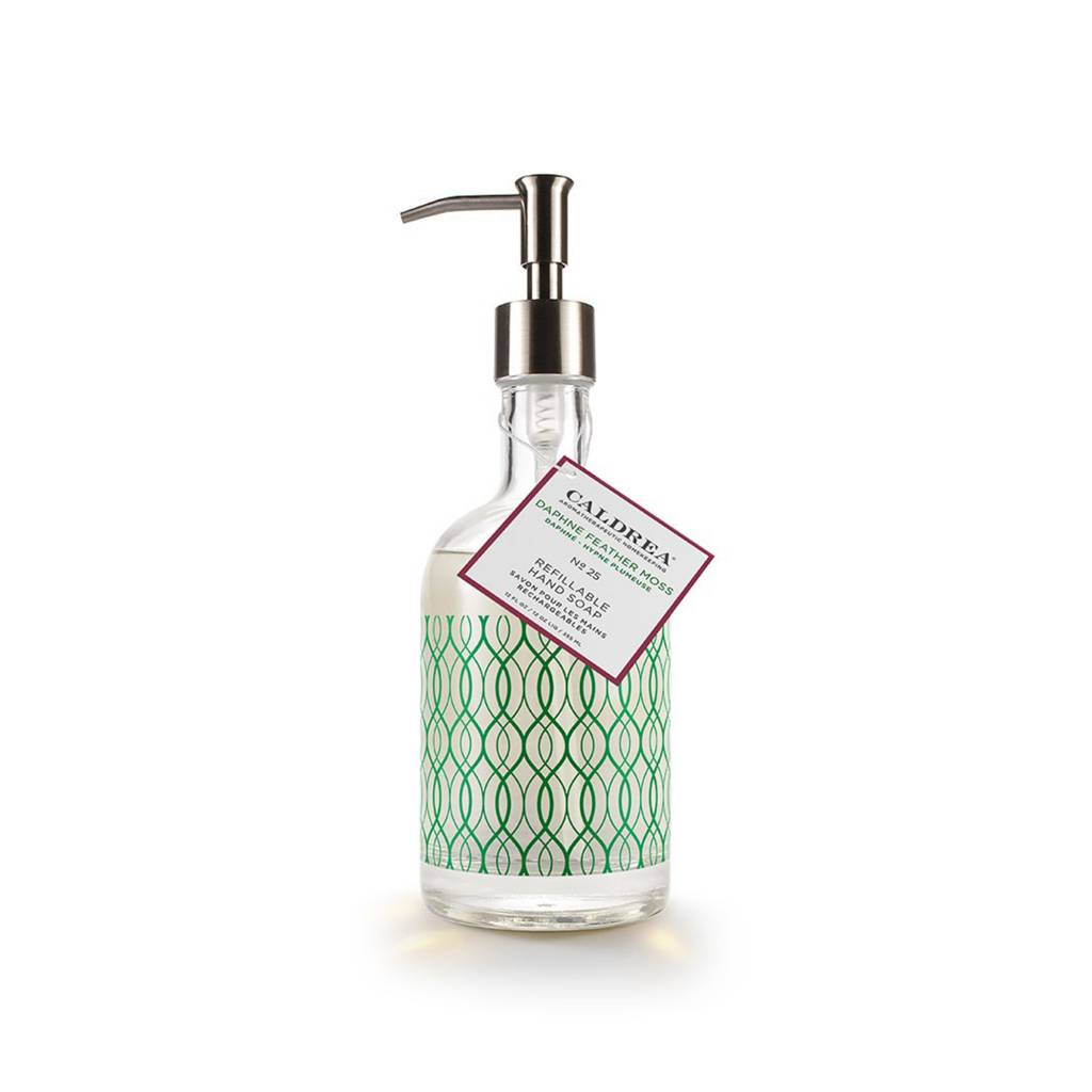 Caldrea Daphne Feather Moss Refillable Hand Soap