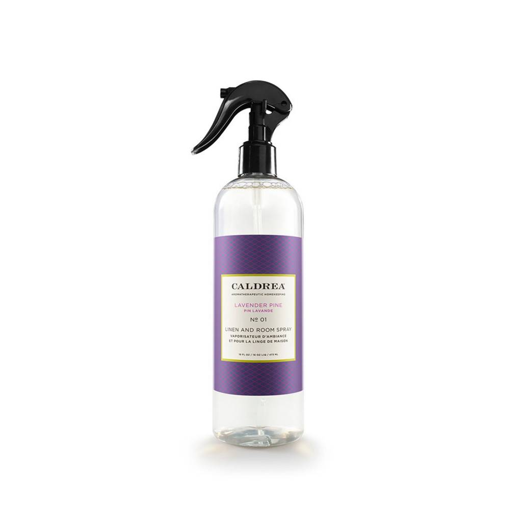 Caldrea Lavender Pine Linen and Room Spray