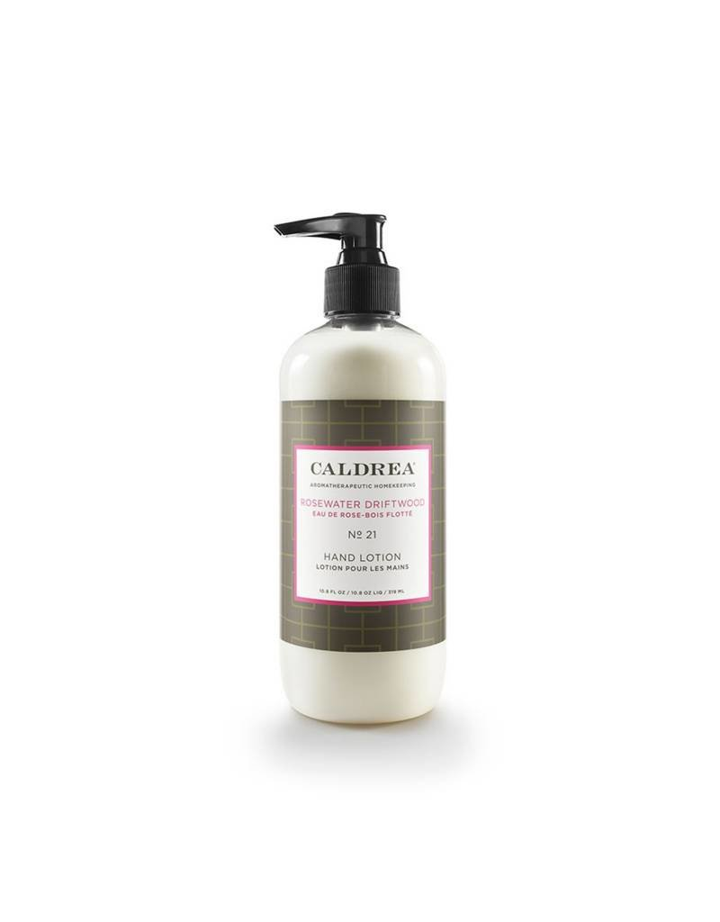 Rosewater Driftwood Hand Lotion