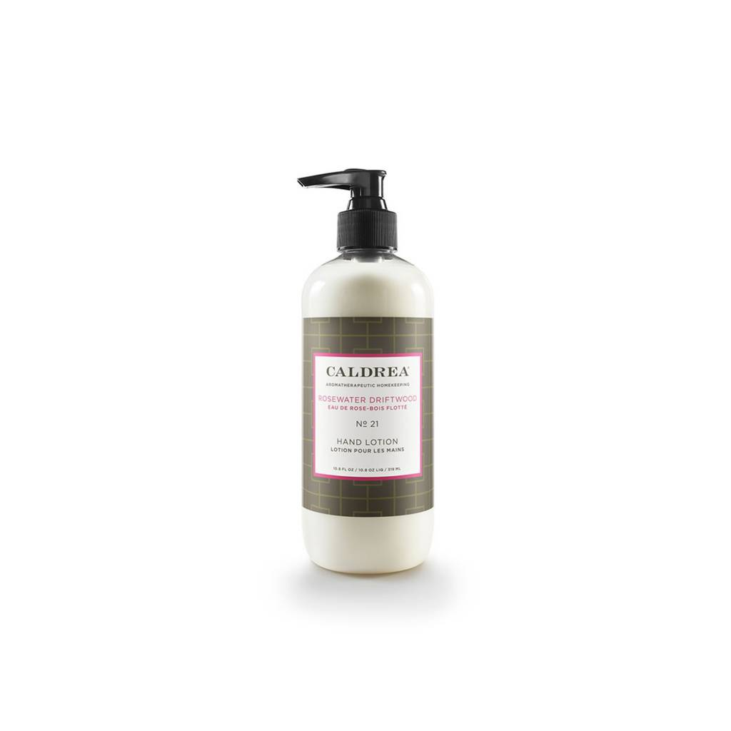 Caldrea Rosewater Driftwood Hand Lotion