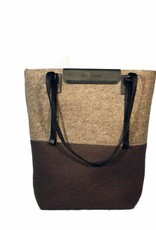 Sunset Horizon bag in Tobacco & Hemp