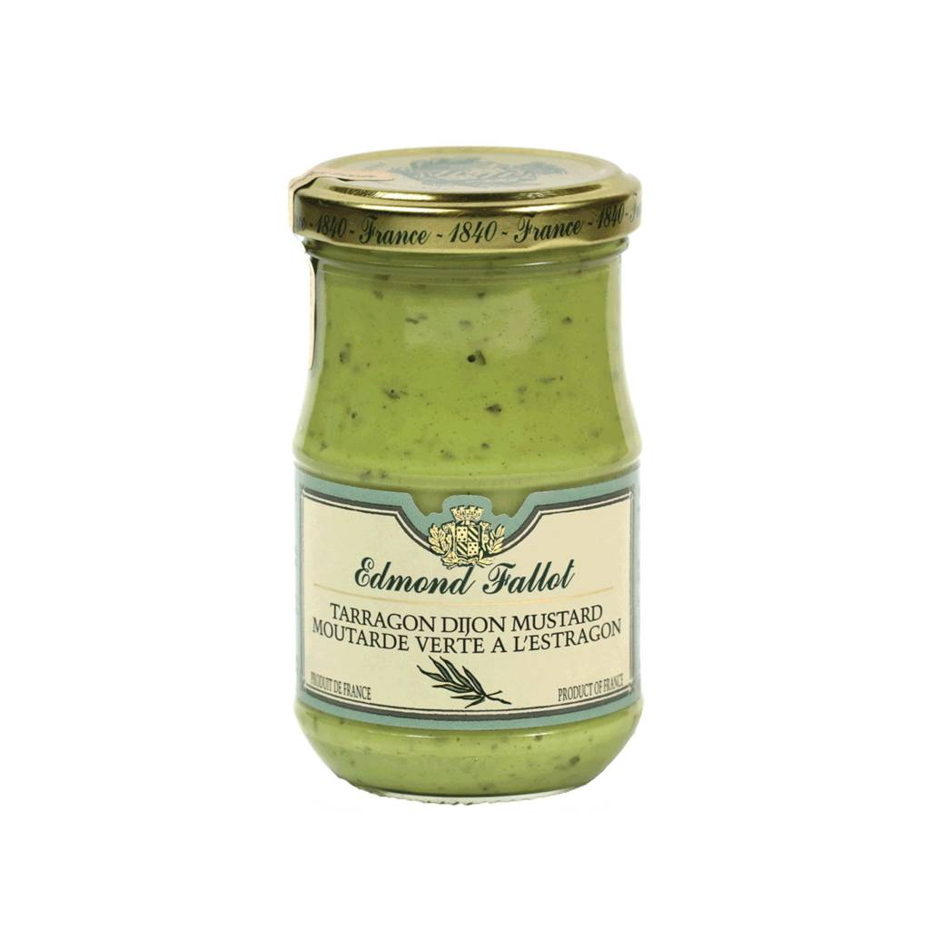 French Farm Green Tarragon Mustard
