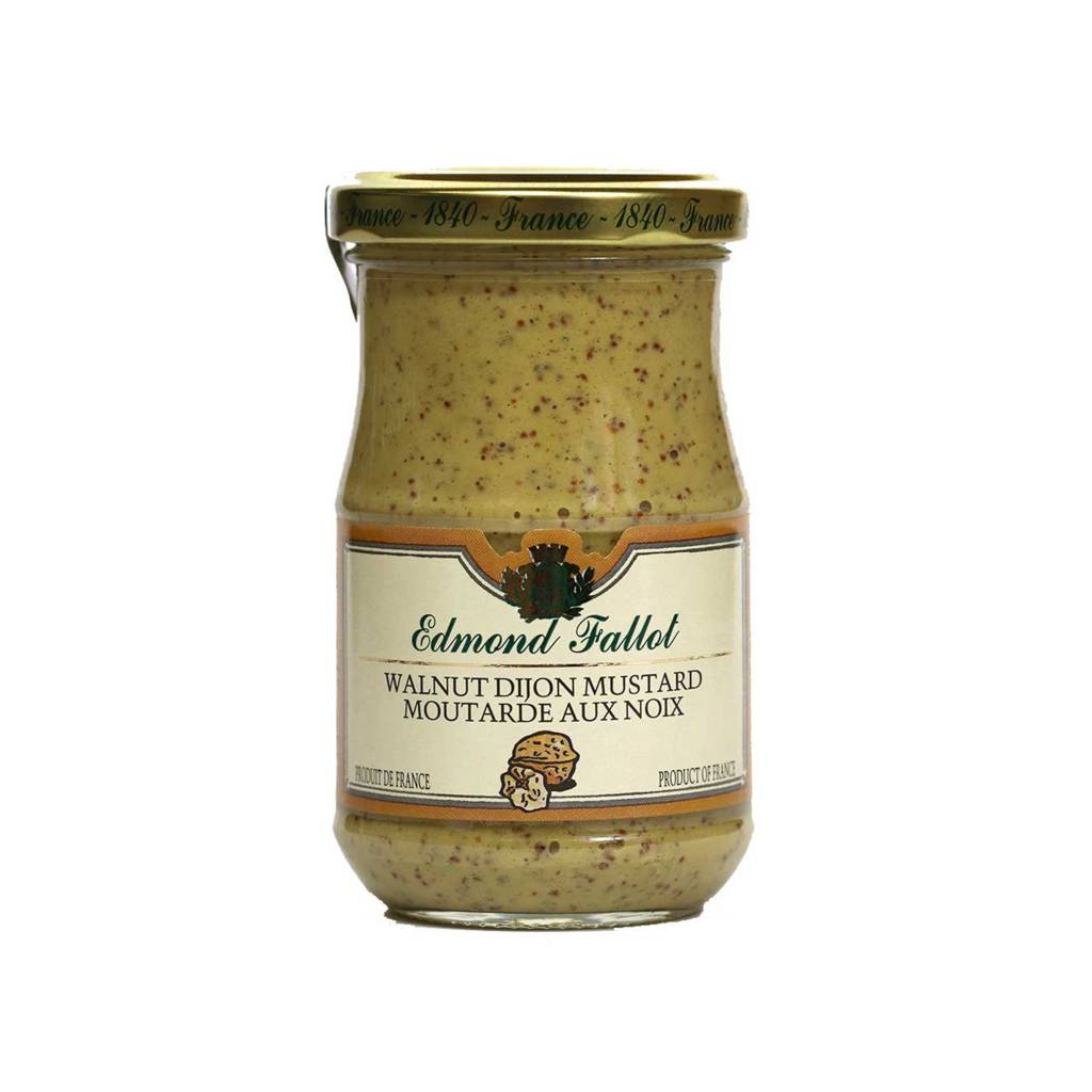 French Farm Walnut Dijon Mustard