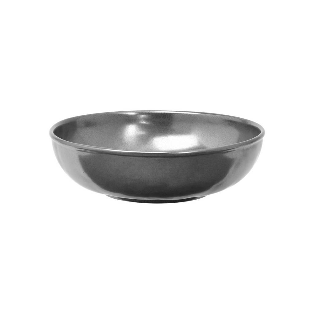 Juliska Pewter Coupe Pasta/Soup Bowl