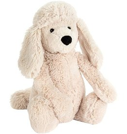 Paulette the Bashful Poodle Pup 12""