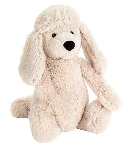 """JellyCat Paulette the Poodle Pup 12"""""""
