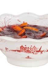 Juliska  Winter Frolic Bon Bon Bowl