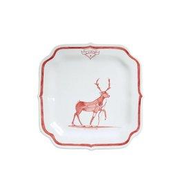 Juliska Cupid Reindeer Games Plate