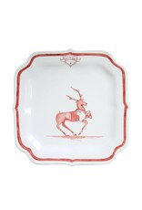 Juliska Blitzen Reindeer Games Plate