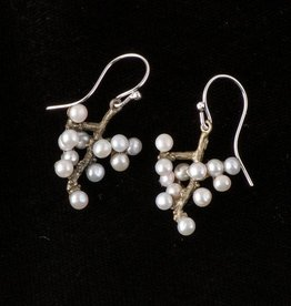 Ume Wire Drop Earring