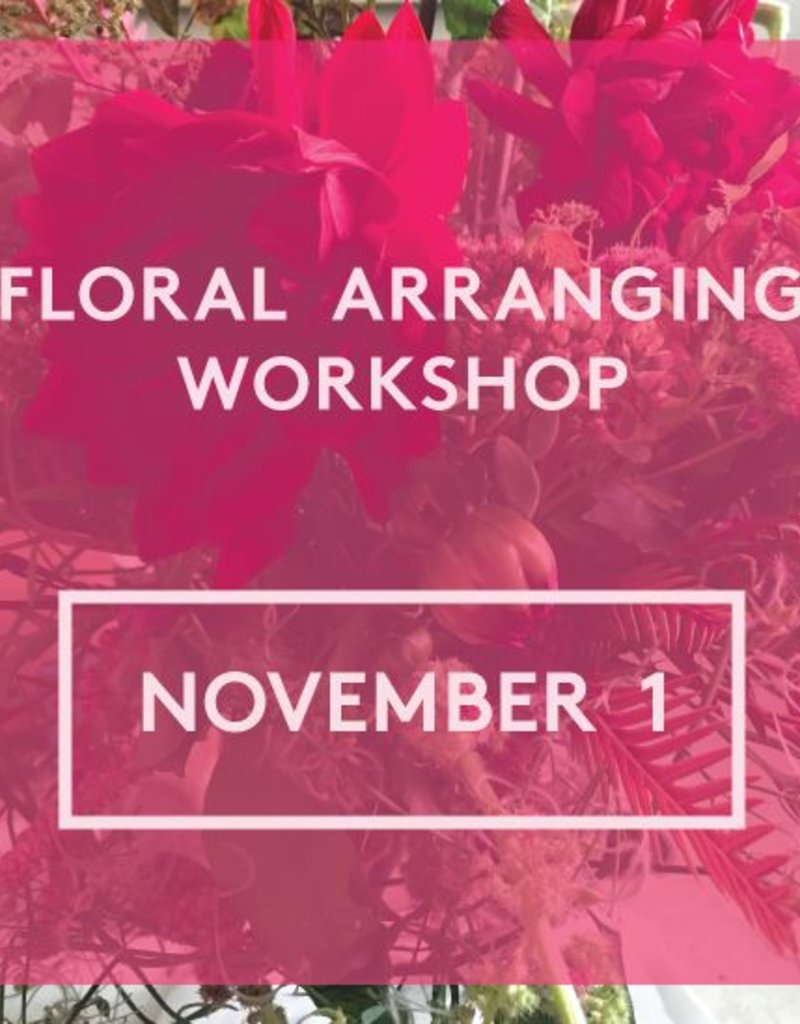 CarefulPeach Floral Workshop