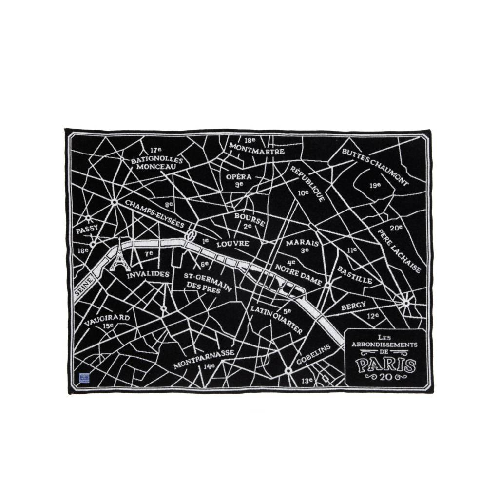 Faribault Paris Wool Blanket