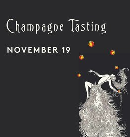 CarefulPeach SOLD OUT Champagne Tasting Ticket