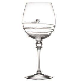 Juliska Amalia Light Body Red Wine Glass