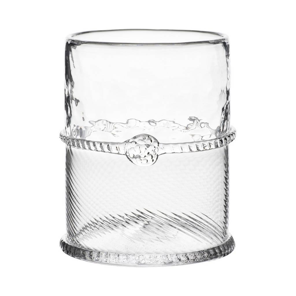Juliska Graham Double Old Fashioned Glass