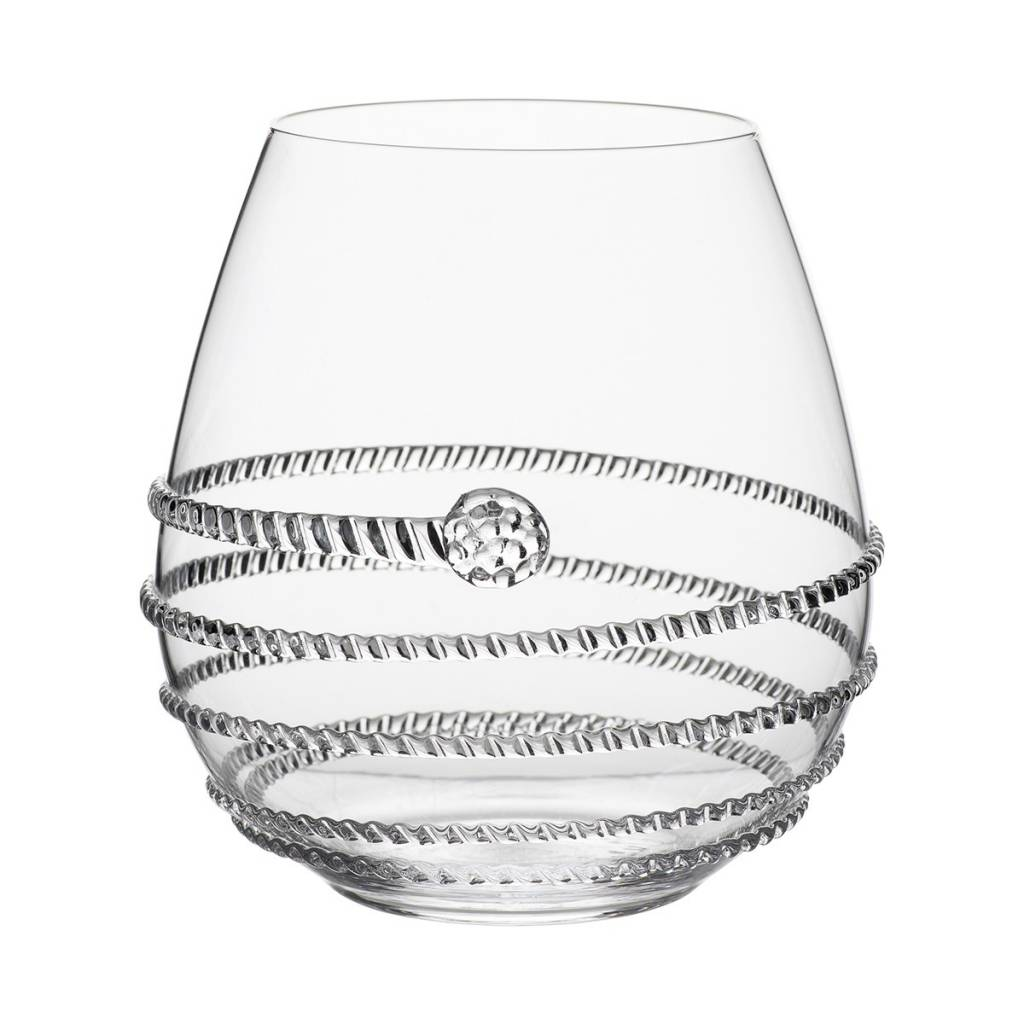 Juliska Amalia Stemless Red Wine