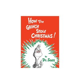 Comment le Grinch A Vole Noel by Dr. Seuss