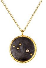 Aries Zodiac Necklace
