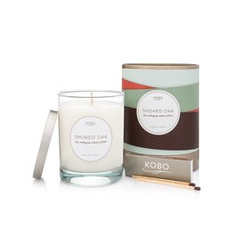 Smoked Oak Soy Candle