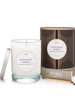 Opoponax Amber Soy Candle