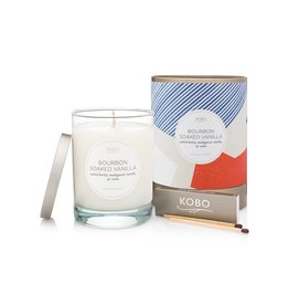 Bourbon Soaked Vanilla Soy Candle