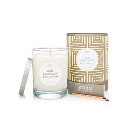 Oud Aquilaria Soy Candle