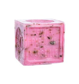 Savon de Marseille Rose Bar Soap 300 grams