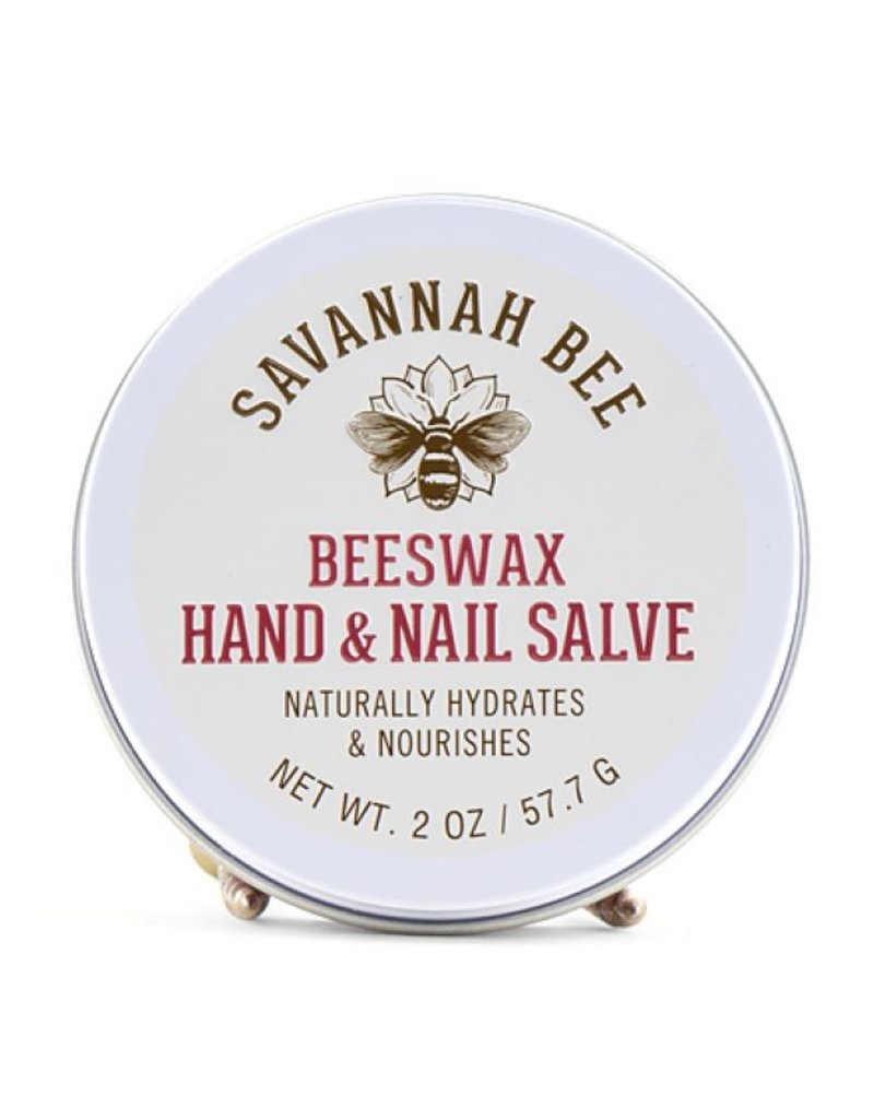 Beeswax Salve for Hand and Nail