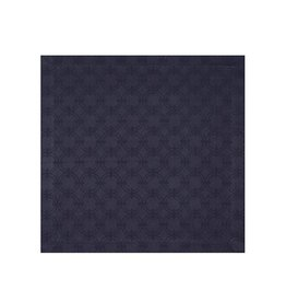 Anneaux Cotton Napkin in Night