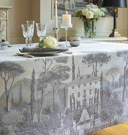 Garnier-Thiebaut, Inc. Palazzina Fusian Tablecloth 69 x 100