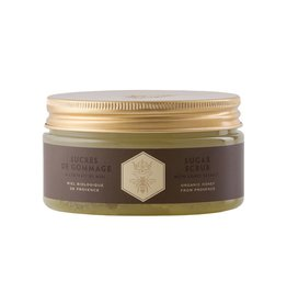 Organic Honey Extracts Sugar Scrub