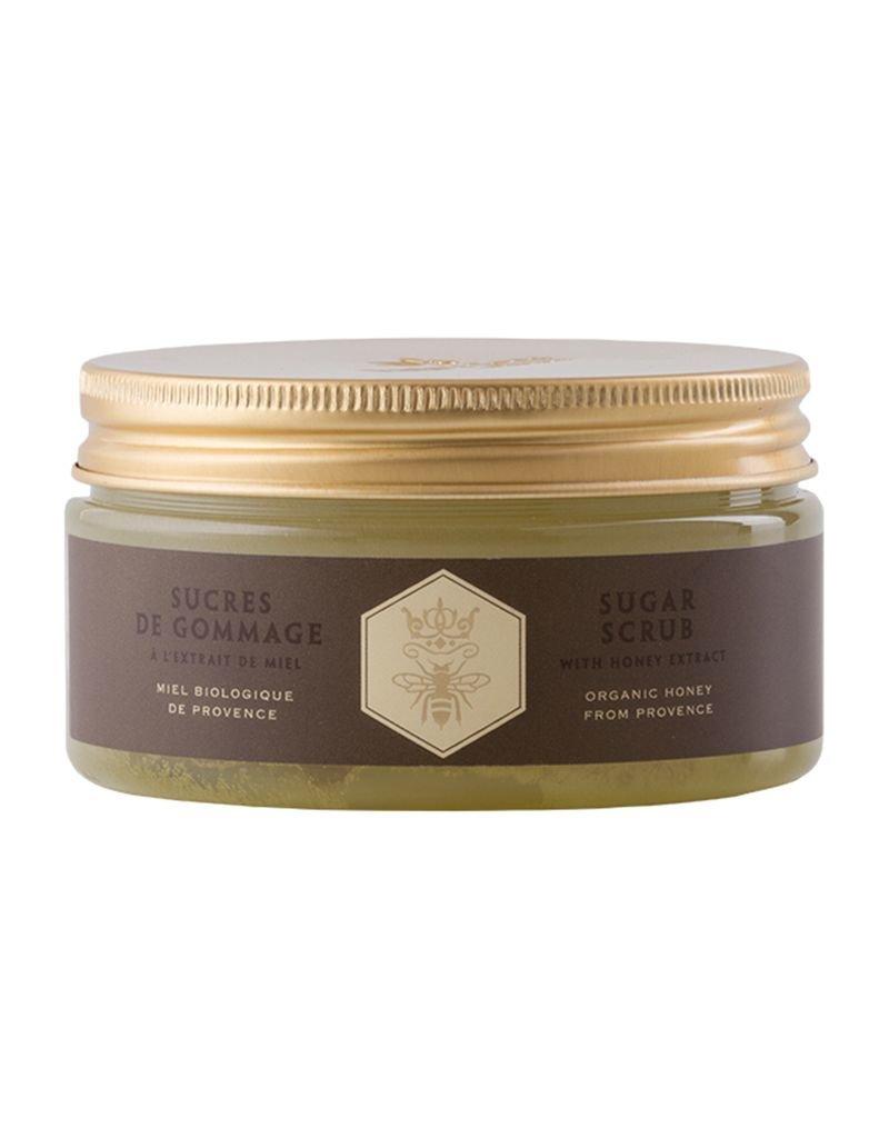 Organic Honey Extracts Sugar Scrub