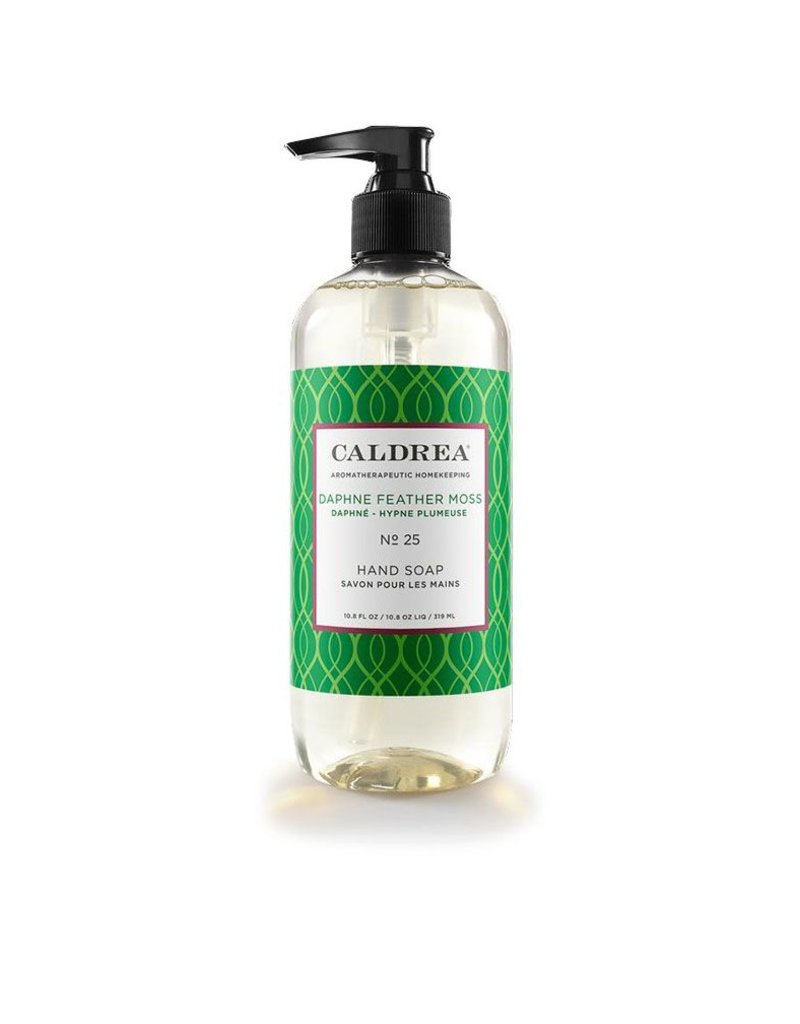 Daphne Feather Moss Hand Soap