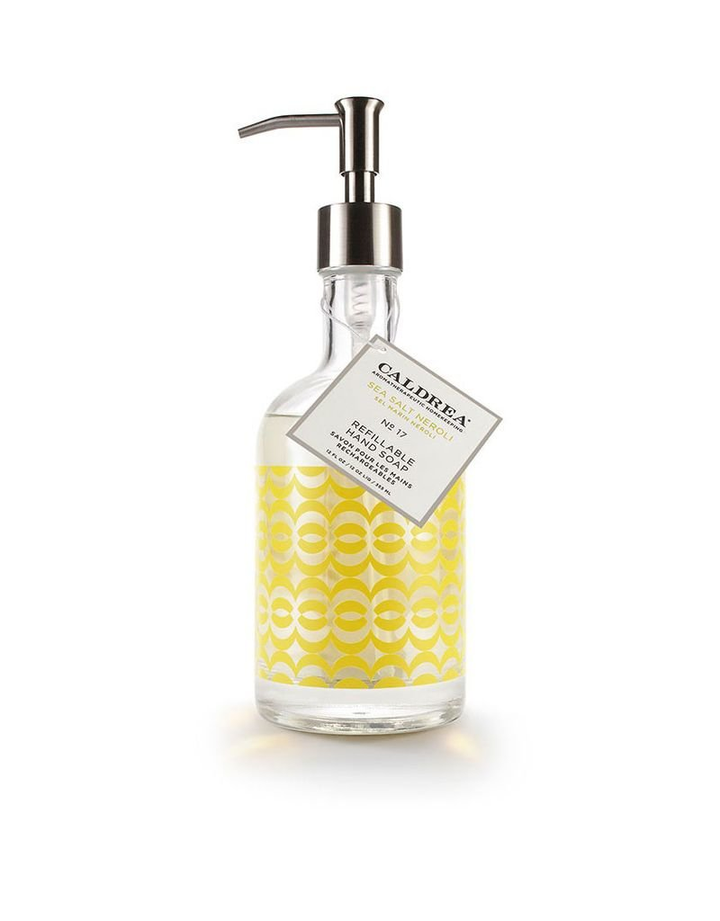 Sea Salt Neroli Glass Refillable Hand Soap